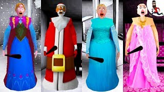 All the Mods of Granny ► by Abegi Jo ► ANNA (Frozen) ►  The evolution №15