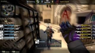 CS:GO POV Demo SK fer (31/20) vs Liquid (de_mirage)