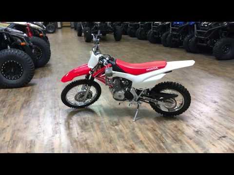 2018 Honda CRF125F in Murrieta, California