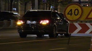 Немецкая машина отомстила и сделала водителя слепым и равнодушным в День Победы