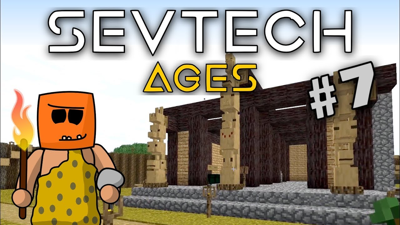Minecraft - Heaters and Melters - SevTech Ages #7