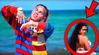10 Things You Missed In Bebe - 6ix9ine Ft. Anuel Aa    Music