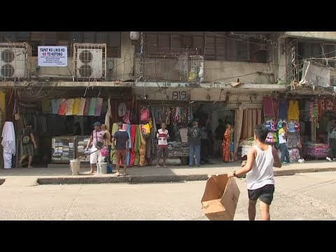 Vendors plead for another chance to sell on Ylaya, Divisoria