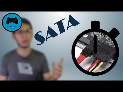 Qué es y qué hace el cable SATA?