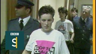 Leszbikusok élő adás közben szállták meg a BBC stúdióját