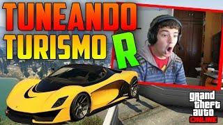 Tuneando el... ¡¡ TURISMO R !! ¡¡ EN 2.0 !! - GTA V Online 1.11 DLC Business Update