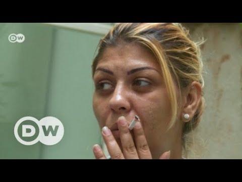 Romanian ex-prostitute tells of the sex worker's plight   DW English