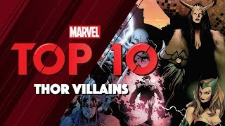 Thor's Greatest Villains | Marvel Top 10