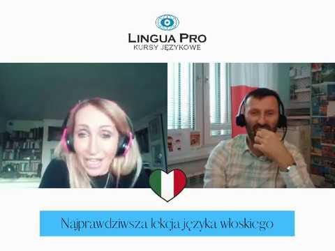Kadr z filmu na youtube - Najprawdziwsza lekcja języka włoskiego 12_20 online