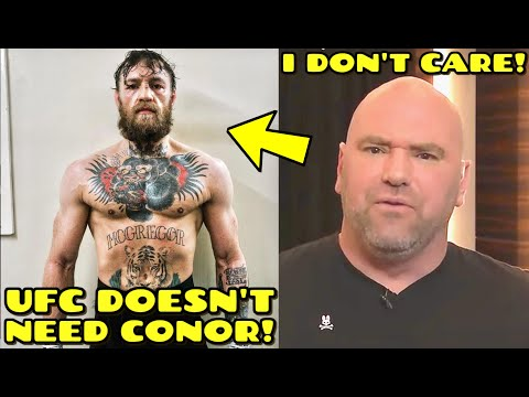 There's frustration from Conor McGregor's side & the UFC that's why he hasn't fought, Daniel Cormier
