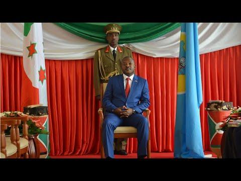 Burundi:  The referendum could keep president in power until 2034