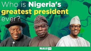 Who is Nigeria's greatest president ever? | Legit TV