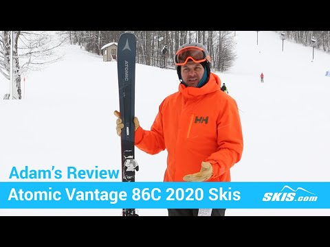 Video: Atomic Vantage 86 C Skis 2020 1 50