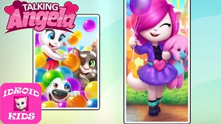 My Talking Angela Gameplay Level 474 - Great Makeover #262 - Best Games For Kids