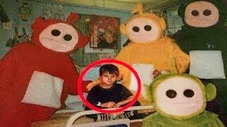 Моя ужасная история детства..