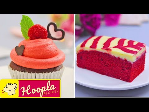 Easy Dessert Recipes   Part 5   10 Simple and Easy Cupcake Recipes @Cake Ideas By Hoopla Recipes