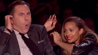 NEVER SEEN TALENTS Top 5 Most Surprise Auditions On Britain's Got Talent