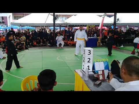 01 Pra Dini Putera Bebas Idham Helmy FMS vs Muhd Hasif SKSS Sekasih