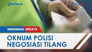 Viral Video Oknum Perwira Polisi Lakukan Pungli di Pos Jombang, Kapolres Sebut Sudah Ditindak