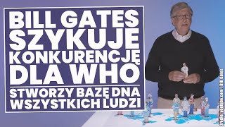 Bill Gates szykuje konkurencję dla WHO! Analiza projektu: Global Alert System