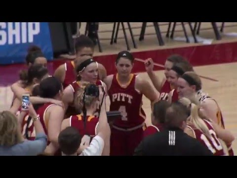 We March On - Pitt State Women's Basketball