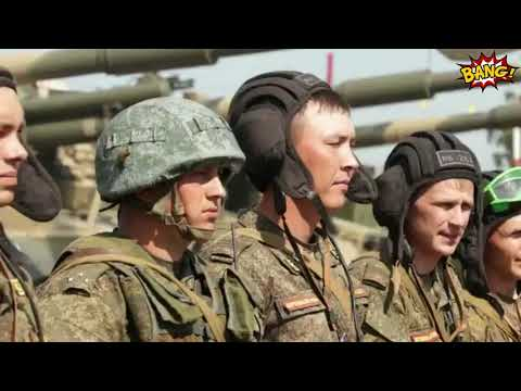 Pontoners of the Central Military District of Russia provided the transfer of military equipment
