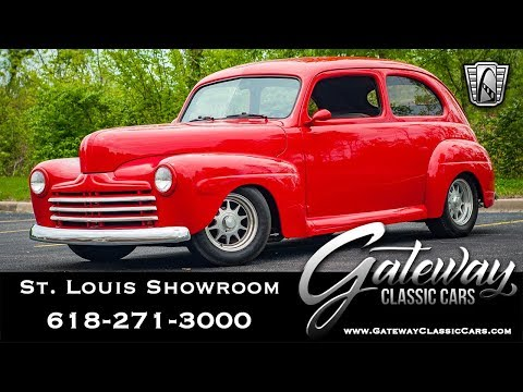Video of '47 Sedan - QB92