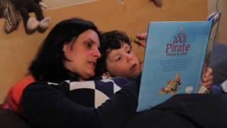 Preschooler: Everyday Moments - Reading