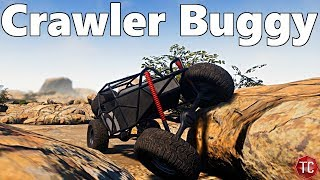 Pure Rock Crawling: Final Vehicle UNLOCKED! THE BUGGY! (This Thing Is NUTS)