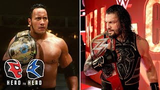 Attitude Era vs. Current Era: WWE Head to Head - Video Youtube
