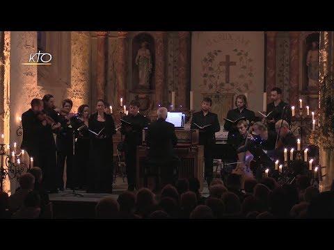 Oratorio, la force du sacré