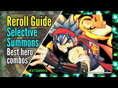 Epic Seven] My Top 10 Heroes to Reroll For - Detailed Analysis