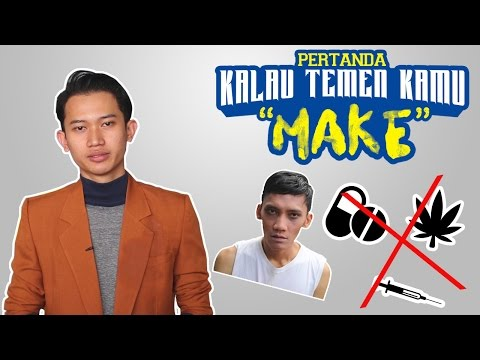 CIRI PENGGUNA NARKOBA ft. Hisqie Gapentingsih | Presented by BNN Kota Bandung