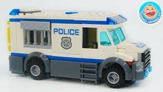 Полицейская машина для детей. Полицейский — героическая профессия