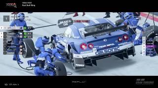 Gran Turismo™SPORT - Red Bull Ring Nissan GTR Gr2 (online race) v4