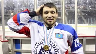 Евгений Гасников о победе в Континентальном Кубке/ Головой об лед