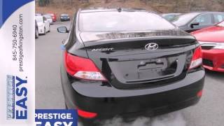 preview picture of video '2013 Hyundai Accent Kingston NY Poughkeepsie, NY #DU454154'