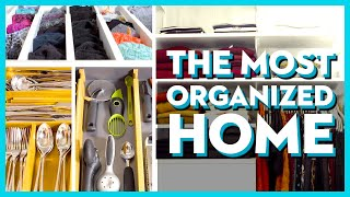 We Visit The Most Organized Home Ever | Good Housekeeping
