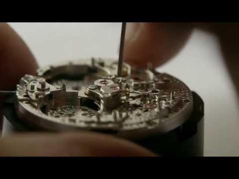 전설의 시계 파텍필립 제작과정(영상)