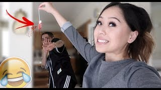 Dirty Tampon Prank On My Bestfriend!  *Its Ricco Tho*