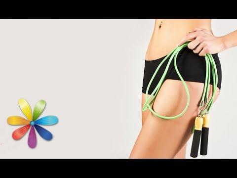 Подборка упражнений для похудения в домашних условиях