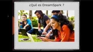 Que es Microsoft DreamSpark