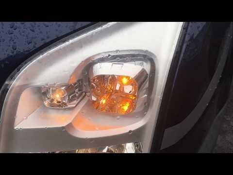 Ford Transit Blinker blinkt zu schnell - Tipp