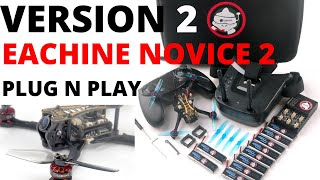 Eachine Novice 2 ???? New FPV Pilot Kit - $175 Everything You Need To Fly!