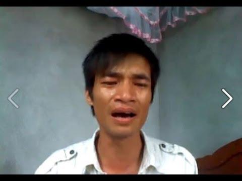 Anh Lệ Rơi đã khóc khi hát.