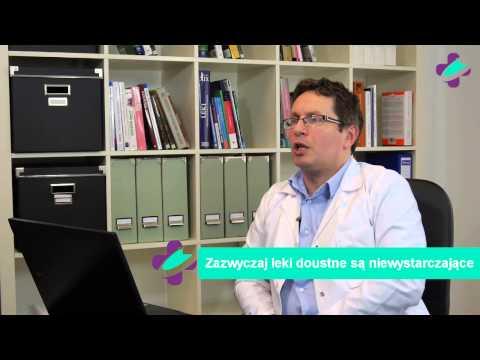 Krótkoterminowy cel w osteochondroza