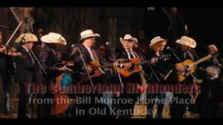 "(Official) Cumberland Highlanders TV Show ""Blue Ridge Mountain Blues"""