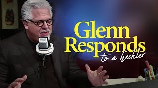 Glenn Beck Responds To Heckler Who Assaulted Tucker Carlson's Daughter