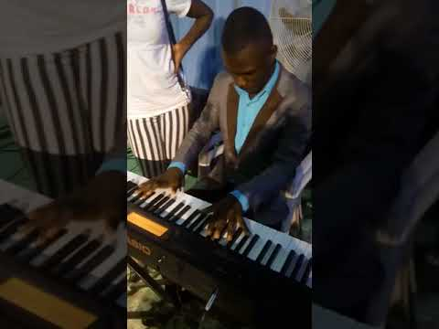 He turned It The Tribbett Piano intro Cover