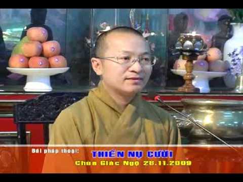Thiền nụ cười (28/11/2009)